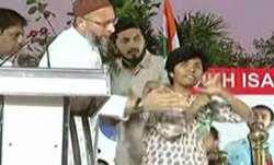 Amulya Leona, Amulya Leona Pakistan Zindabad, Pakistan Zindabad, Amulya Leona Bengaluru- India TV Paisa