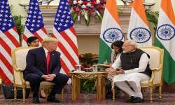 Prime Minister Narendra Modi, US President Donald Trump- India TV Paisa