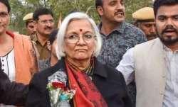 साधना रामचंद्रन अचानक पहुंचीं शाहीन बाग, कर रहीं प्रदर्शनकारियों को मनाने की एक और कोशिश- India TV Paisa