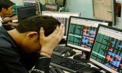 Sensex tanks over 800 pts, Nifty close below 12K- India TV Paisa