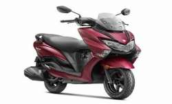 Suzuki Motorcycle India, BS-VI compliant, Burgman Street scooter - India TV Paisa