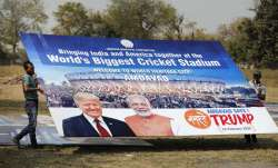 Ahmedabad all decked up to welcome US President Donald Trump- India TV Paisa