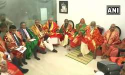 The first meeting of Ram Temple Trust- India TV Paisa