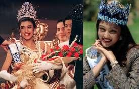 aishwarya sushmita miss india 1994- India TV