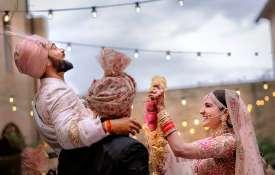 anshka virat wedding pics- Khabar IndiaTV