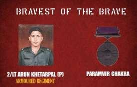 Second Lieutenant Arun Khetarpal- Khabar IndiaTV