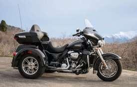 Harley-Davidson 2018 TRI GLIDE ULTRA- Khabar IndiaTV