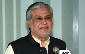 Ishaq Dar | AP Photo- Khabar IndiaTV