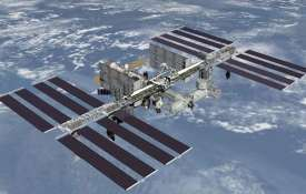 International space station | NASA Photo- Khabar IndiaTV