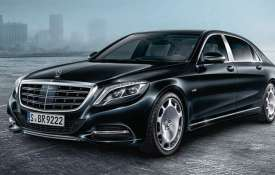 Mercedes-Maybach S 600 Guard- Khabar IndiaTV