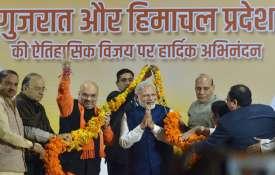 narendra modi and amit shah- Khabar IndiaTV