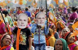 modi supporters- Khabar IndiaTV