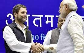 rahul gandhi and narendra modi- Khabar IndiaTV