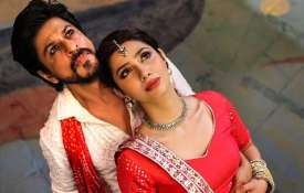 Shah Rukh and Mahira | Raees- Khabar IndiaTV