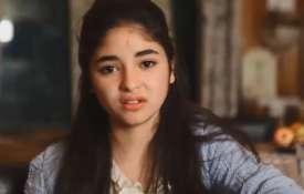 zaira wasim- Khabar IndiaTV