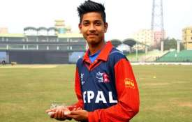 IPL is the best platform for players like me: sandeep lamichhane- India TV