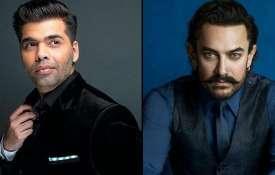 Aamir khan Karan johar- Khabar IndiaTV
