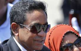 Abdulla Yameen | AP Photo- Khabar IndiaTV