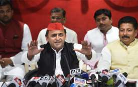 Akhilesh Yadav | PTI Photo- Khabar IndiaTV