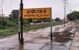 ayodhya railway station- Khabar IndiaTV