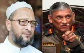 Asaduddin-Owaisi-says-it-s-not-Army-chief-s-job-to-comment-on-political-parties- Khabar IndiaTV