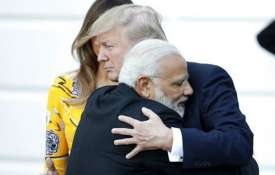 Donald Trump and Narendra Modi | AP Photo- Khabar IndiaTV