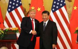 Donald Trump and Xi Jinping | AP Photo- Khabar IndiaTV