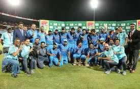 भारती क्रिकेट टीम...- Khabar IndiaTV