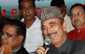 Ghulam Nabi Azad- Khabar IndiaTV