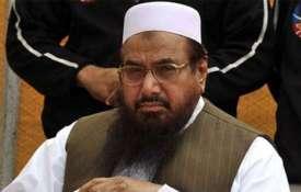 Hafiz Saeed | AP Photo- Khabar IndiaTV