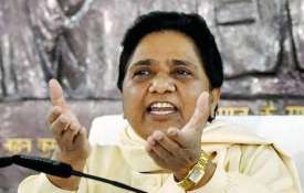 Mayawati | PTI Photo- Khabar IndiaTV