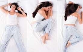 sleeping position- Khabar IndiaTV