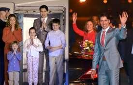 Canadian Prime Minister Trudeau will visit Taj Mahal - Khabar IndiaTV