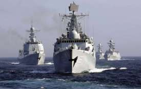 China sends its navy in the Indian Ocean between the...- Khabar IndiaTV