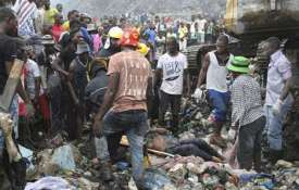 17 killed in garbage dump collapse in Mozambique- Khabar IndiaTV