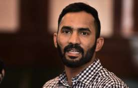 Indian cricketer Dinesh Karthik - Khabar IndiaTV
