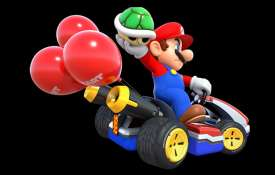 Now make your ride fun, drive around Google Maps with Super Mario | Nintendo- Khabar IndiaTV