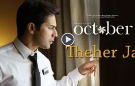 वरुण धवन, अक्टूबर- Khabar IndiaTV