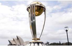 विश्व कप ट्रॉफी- Khabar IndiaTV