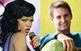 Rihanna and Evan Spiegel | AP Photo- Khabar IndiaTV