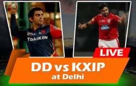 DD vs KXIP- Khabar IndiaTV