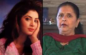 divya bharti mother passes...- Khabar IndiaTV