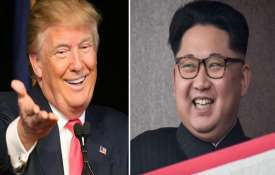 donald trump and kim jong-un- Khabar IndiaTV