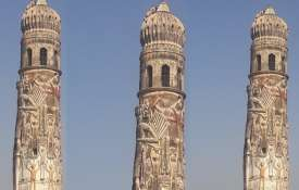 lanka minar in up- Khabar IndiaTV