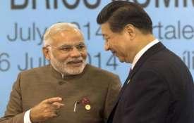 Modi-Xi jinping- Khabar IndiaTV