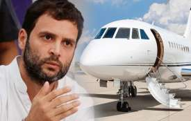Rahul Gandhi flight nosedives en route Hubli, was it a technical snag or conspiracy?- IndiaTV Paisa