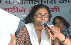 Swati Maliwal- Khabar IndiaTV