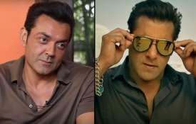 Bobby deol Salman Khan- Khabar IndiaTV