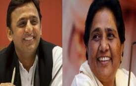 akhilesh yadav and mayawati- Khabar IndiaTV