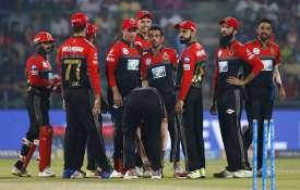 IPL 12 के लिए आरसीबी ने विराट, डिविलियर्स समेत इन खिलाड़ियों को किया रिटेन- India TV